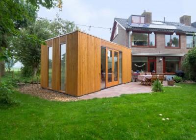 Verbouwing woonhuis, Schoorl